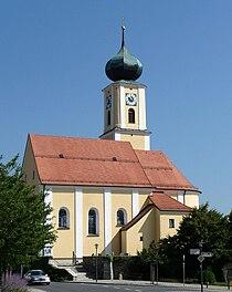 Pfarrkirche Maria Immaculata Schorndorf.JPG