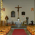 Pfarrkirche Schönau Altarraum.JPG