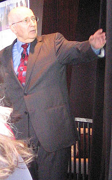 Philip Kotler at brandsmart 2007 in Chicago.jpg