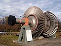 Philippsburg Nuclear Power Plant condensation turbine pic2.jpg