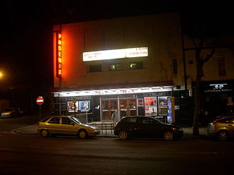 East Finchley - The Phoenix Cinema