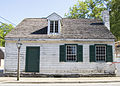 Photograph of the Dr Benjamin Shaw House in Ste Genevieve MO.jpg