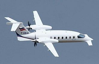 Piaggio Aerospace - Piaggio P.180 Avanti