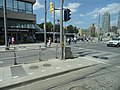 Pictures taken from the window of an eastbound 512 St Clair streetcar, 2015 07 10 (11).JPG