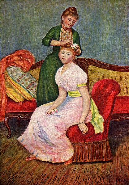 File:Pierre-Auguste Renoir - La Coiffure.jpg