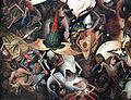 Pieter Bruegel I-Fall of rebel Angels IMG 1446.JPG