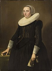 Portrait of Jeanne de Planque