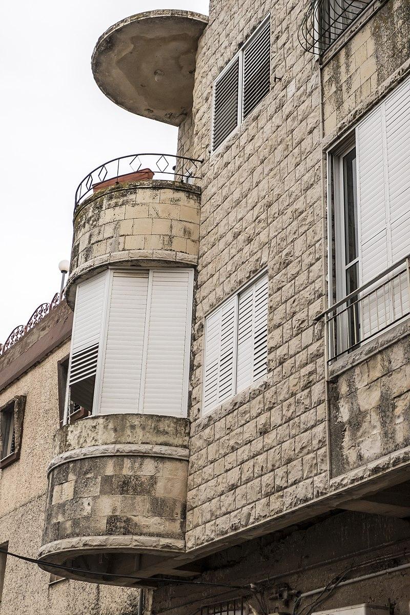 מבנה מתקופת המנדט בצפת