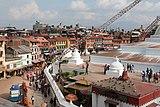 Pilgrims at Boudhanath 01.jpg