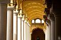 Pillar in raja naicker palace.jpg