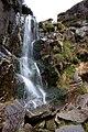 Pingot Quarry Waterfall - geograph.org.uk - 363888.jpg