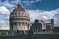 Pisa-Piazza dei Miracoli-10-Totale von Baptisterium-1983-gje.jpg