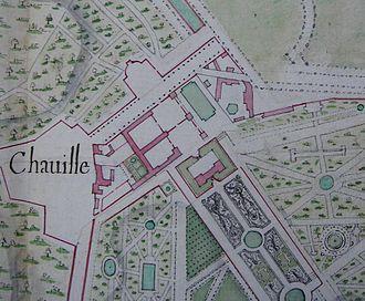 Plan Ville Ch Ef Bf Bdteau Andrezieux Boutheon