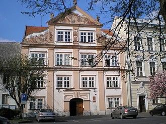 Planá (Tachov District) - Town hall
