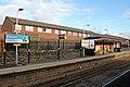 Platform furniture Rainhill railway station (geograph 3819232).jpg