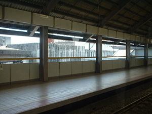 Libertad LRT station - Libertad station