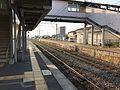 Platform of Harumachi Station 2.jpg