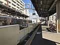 Platform of Meinohama Station 11.jpg