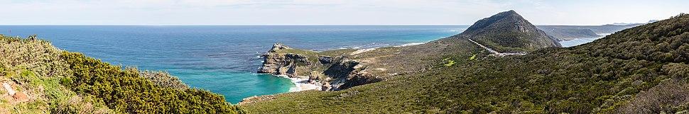 Playa Dias, Cape Point, Sudáfrica, 2018-07-23, DD 93-99 PAN
