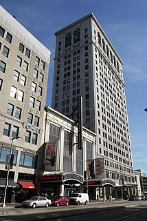 Playhouse Square United States historic place
