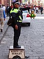 Police Officer with Hand-Held Traffic Light - San Miguel de Allende - Mexico (38520702344).jpg