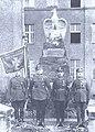 Pomnik poległych żołnierzy 57 Pułku Piechoty w Poznaniu (1927).jpg
