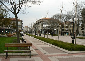 Pomorie - Centre of Pomorie