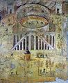 Pompeian mural depicting the Amphitheatre riots.jpg
