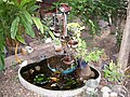 Pond at Baan Suan Guesthouse - panoramio.jpg