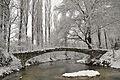Pont sur la véore XVIIe siécle a Beaumont les valence drôme france.jpg