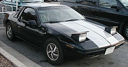 Pontiac Fiero Notchback (1983–1988)