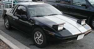 Love Me, Love Me Not (game show) - One car on Love Me, Love Me Not was a 1987 Pontiac Fiero