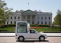 Popemobile passes the White House.jpg