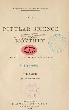 Popular Science Monthly Volume 37.djvu