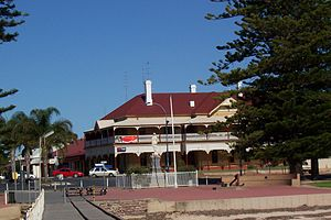 Port Broughton, South Australia - The Port Broughton Hotel