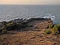 Port angle 2 view on Korlai Fort.jpg