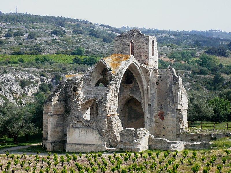 Église Notre-Dame des Oubiels à Portel-des-Corbières