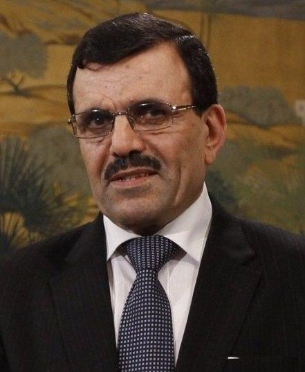Portrait de Ali Laarayedh