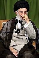 Portrait of Ayatollah Ali Khamenei04.jpg