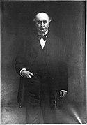 Portrait of Isaac Dignus Fransen van de Putte by Léon Bonnat Rijksdienst voor het Cultureel Erfgoed B298.jpg