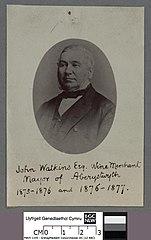 John Watkins Esq