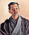Portrait of Tamamushi Sensei by Yasui Sotaro (Ishibashi Museum of Art).jpg