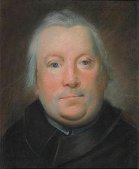 Portret księdza Piotra Śliwickiego