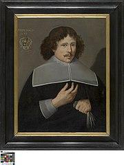 Portret van Emmanuel de Aranda
