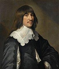 Portrait of Henrick Hooft