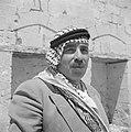 Portret van een Arabische man te Aleppo, Bestanddeelnr 255-6526.jpg
