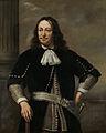 Portret van een zee-overste, waarschijnlijk vice-admiraal Aert van Nes (1626-1693) Rijksmuseum SK-C-107.jpeg