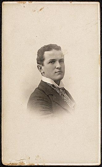 Halfdan Cleve - Image: Portrett av Halfdan Cleve (1879 1951)