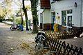 Postamt Kloster - Kloster Post office, Hiddensee. October 1994. - Flickr - sludgegulper.jpg