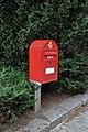 Postkasse i Slagelse, Danmark.jpg